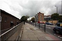 TQ3580 : The Highway, London E1 by John Salmon