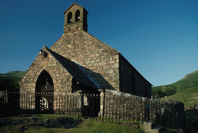 St.James Church, Buttermere