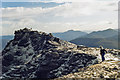 NN2626 : Beinn Laoigh Summit by wfmillar