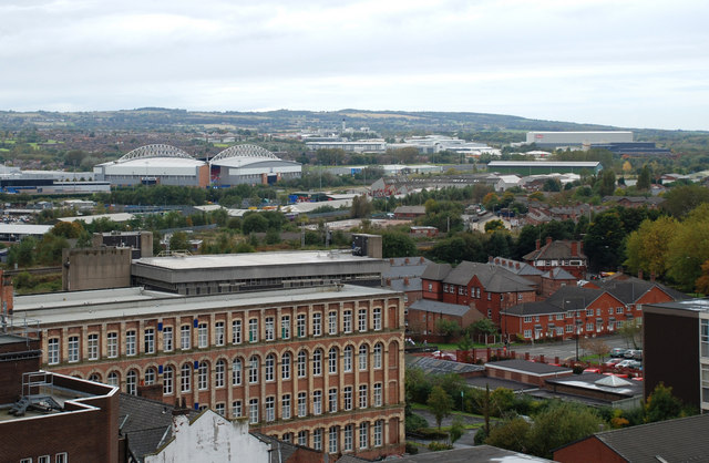 wigan view