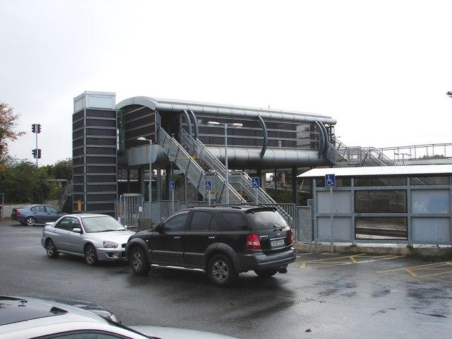 Leixlip (Louisa Bridge) Railway Station
