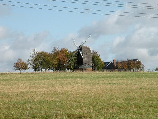 Six Mile Bottom Windmill