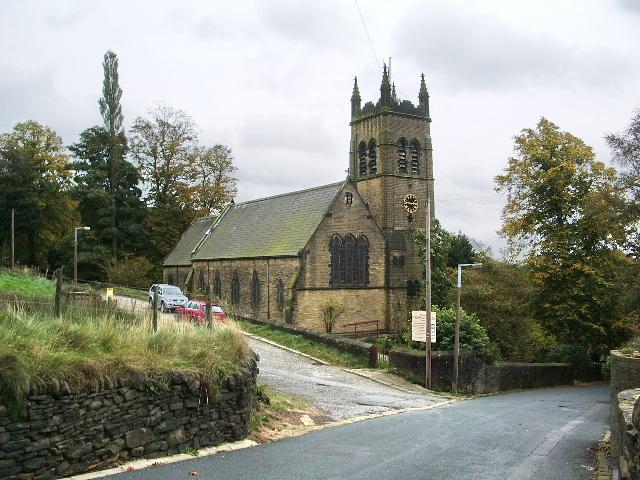 St John's Church, Warley