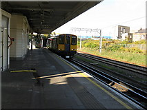 TQ2182 : Willesden Junction Low Level by Dr Neil Clifton