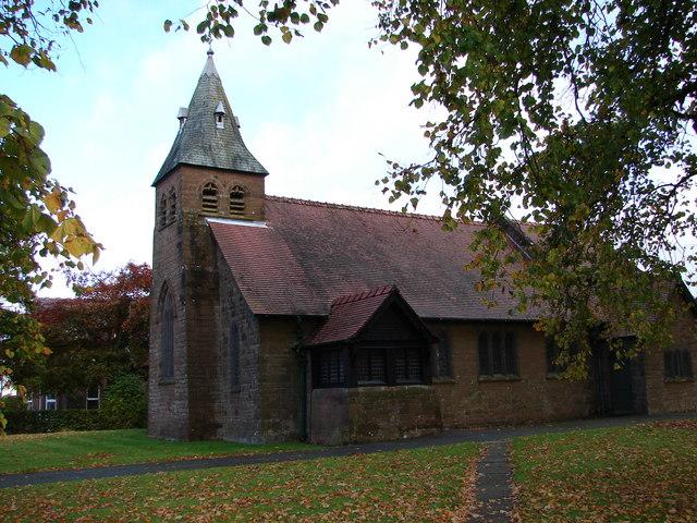 All Saints Church, Lockerbie