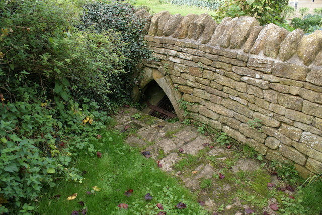 A well in Stoke-sub-Hamdon