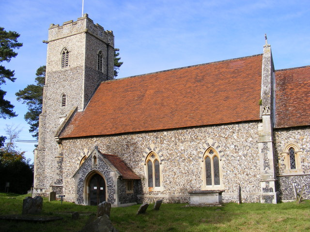 St.Peter's Church, Sibton