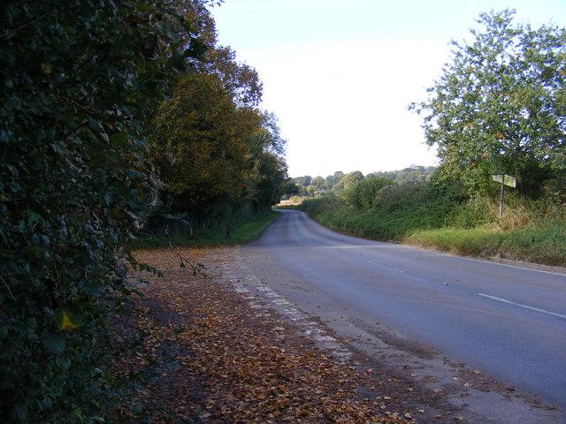 A1120 Yoxford Road