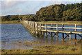 NT4780 : Bridge at Aberlady Bay by Mike Pennington