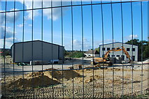 TL8663 : New industrial units on Rougham Hill by Greg Aspland