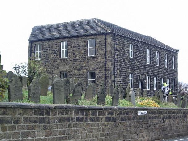 Blackshaw Head Methodist Church