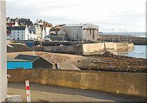 NO5201 : Boat Shed, St Monans by Jim Bain
