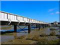TQ2005 : Shoreham Railway Bridge by Simon Carey
