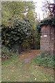 TQ0978 : Gateway of former walled garden in Cranford Park by Andrew Hackney