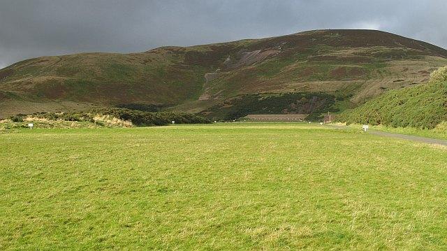 Range, Castlelaw Hill