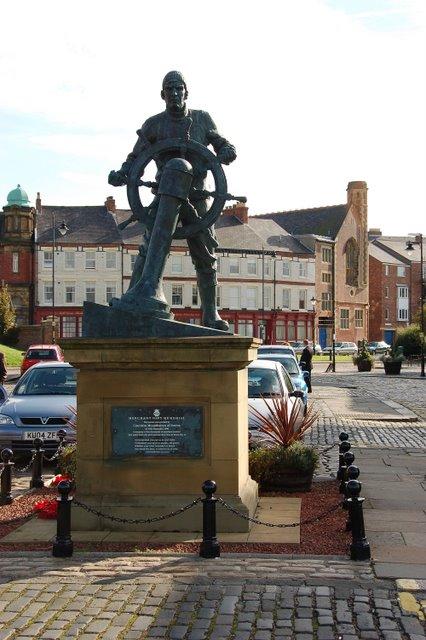 The Merchant Navy Memorial