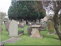 ST8992 : Tetbury Churchyard by Sarah Charlesworth