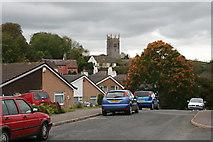 SX8663 : Love Lane Close, Marldon by Tony Atkin