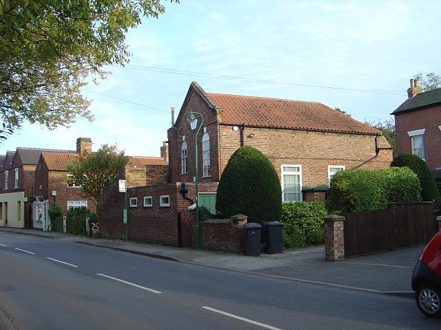 Lambley Methodist Chapel