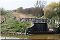 TL4685 : Lock at Welches Dam by Colin Turner