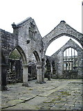 SD9828 : Church of St Thomas a Becket, Heptonstall by Alexander P Kapp