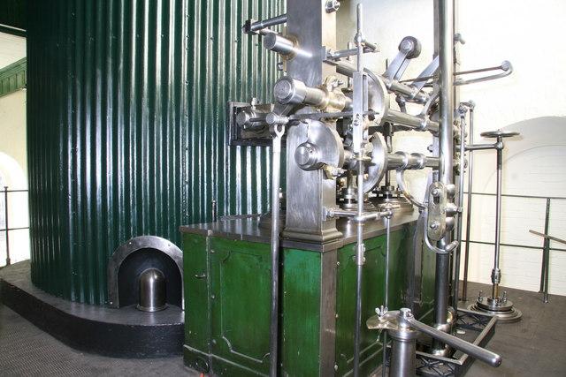 Bull engine, Kew Bridge Steam Museum