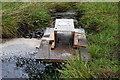 NJ0019 : Mink trap by jeff collins