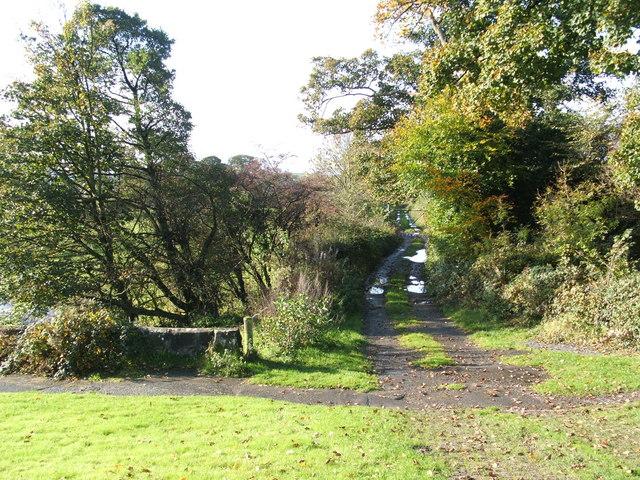 Footpath to Dumbarton