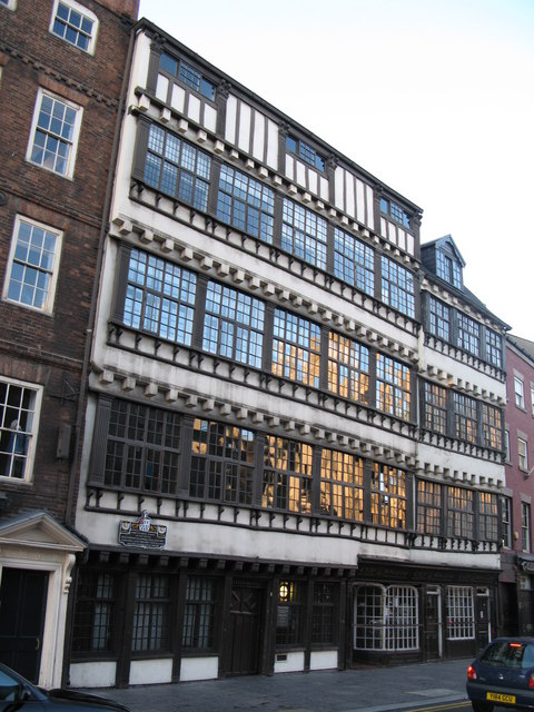 Bessie Surtees' House