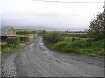 C3212 : Road at Ballycushion by Kenneth  Allen