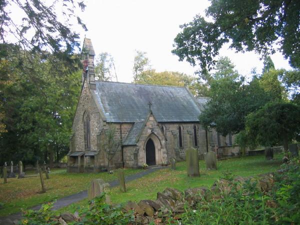 Parish Church, Whitworth