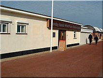 TG5307 : Scroby Sands Wind Farm Visitors' Centre by Paul Shreeve