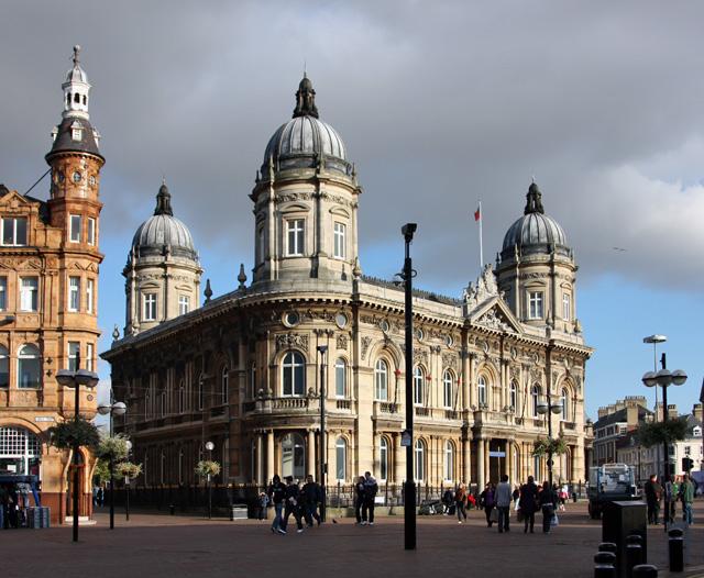 The Maritime Museum, Hull