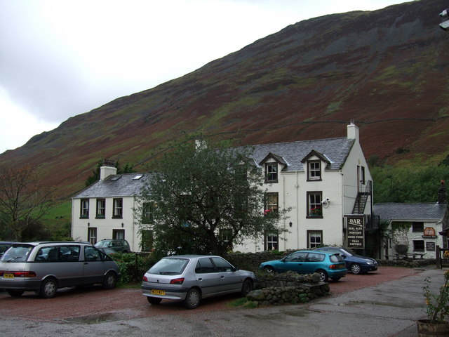 Wasdale Head Inn and Ritson's Bar