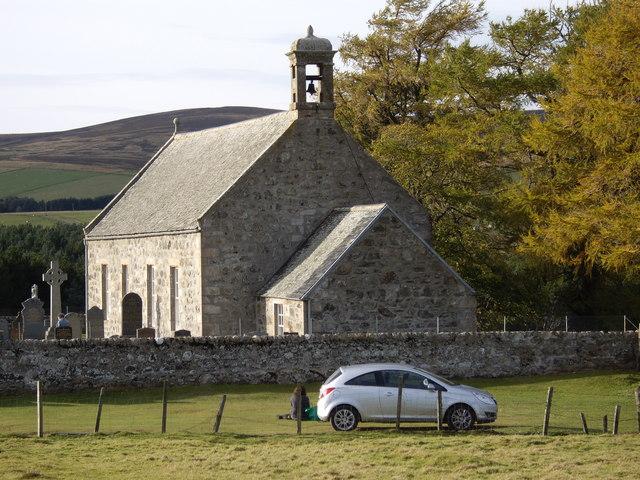 Cabrach Church