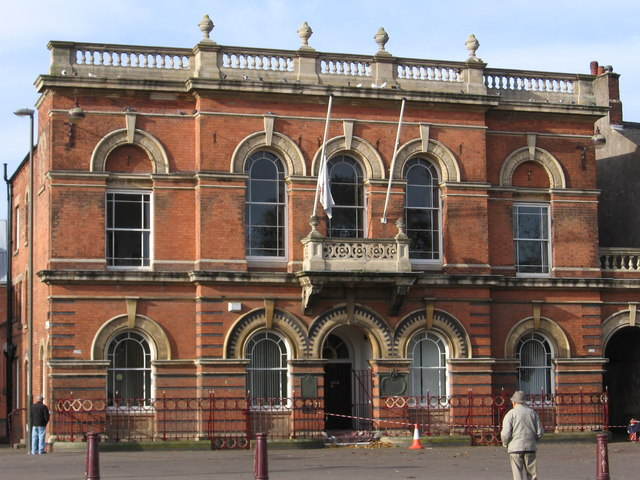 Ilkeston - Town Hall