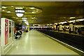 TQ3080 : Platform 3, Charing Cross Station. by N Chadwick