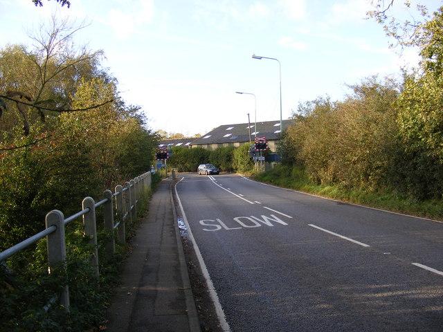 A1152 Wilford Bridge Road