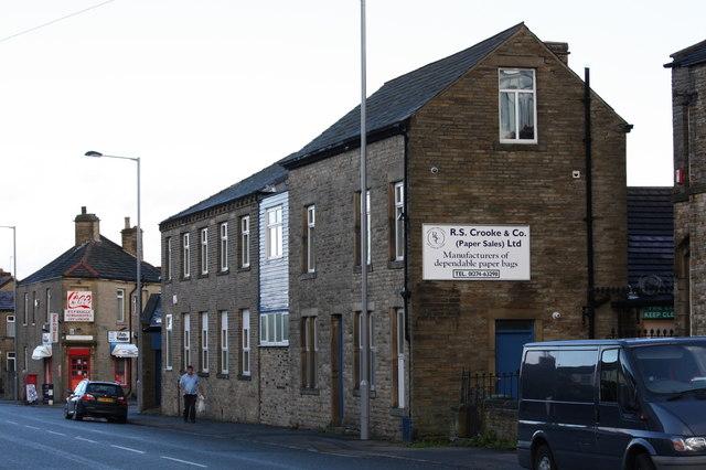 R.S.Crooke & Co (Paper Sales) Ltd. Idle Road