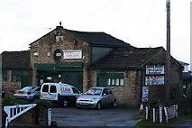 SE1735 : Javelin Motors, Idle Road, Bradford by Richard Kay