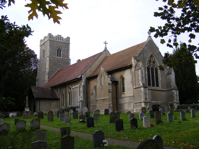 St.Mary the Virgin Church, Martlesham