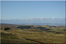 NS3160 : Moorland view from Lairdside Hill by Leslie Barrie