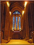 SJ3589 : The Well of Liverpool Anglican Cathedral by John Allan