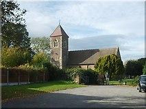 SO8090 : Holy Cross Church Bobbington by Gordon Griffiths