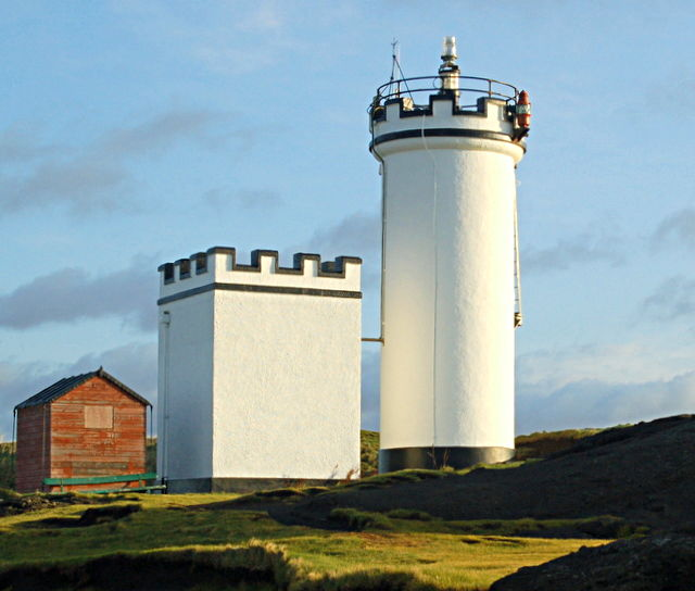 Elie Ness Lighthouse