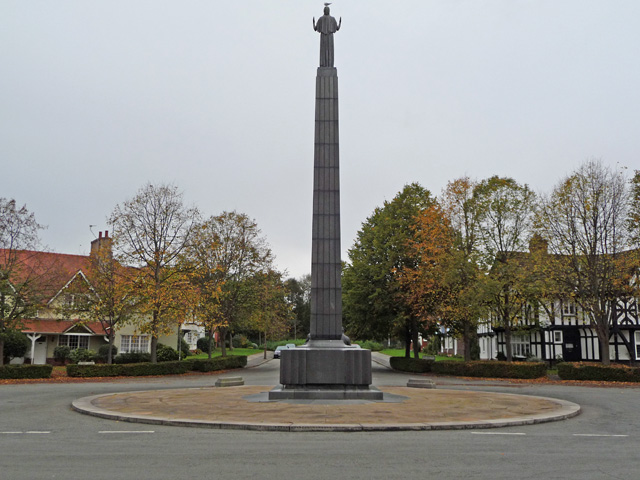 Leverhulme Monument