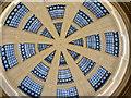 SJ3384 : Roof light in the Lady Lever Art Gallery by John Allan