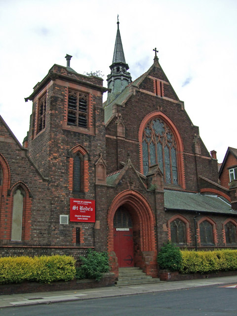 St Bede, Toxteth