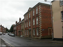 SU0061 : Wiltshire Heritage Museum, Potterne Road, Devizes by Mike Faherty