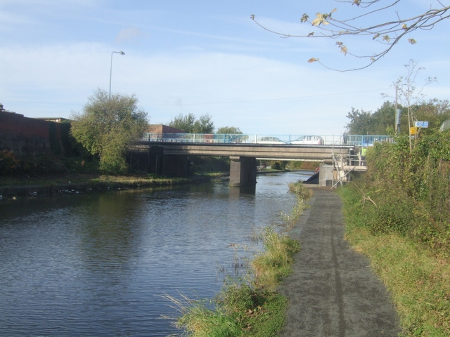 Tipton Station Bridge